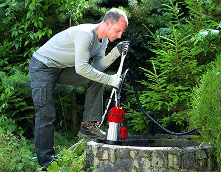 bomba de agua para pozo
