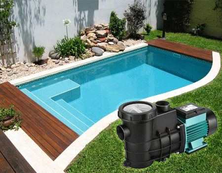 Bomba depuradora piscina
