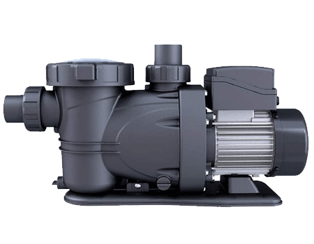 Gre PP101 - Bomba de filtración para Piscina, 900 W, 20 m3/h