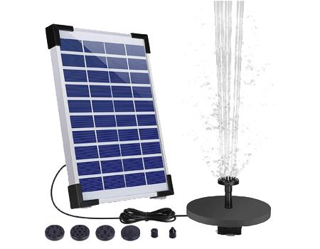 Bomba de agua Solar VITCOCO